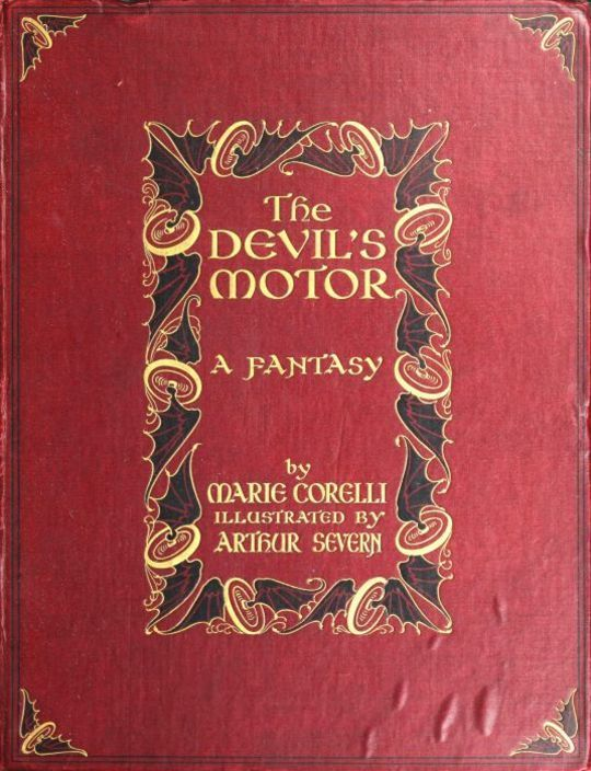 The Devil's Motor / A Fantasy