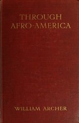 Through Afro-America / An English Reading of the Race Problem