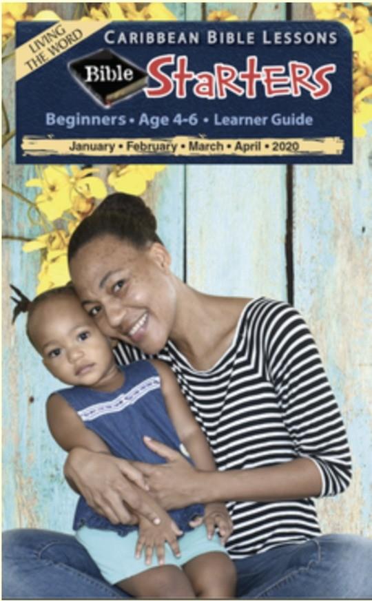 Bible Starters - Learner Guide April 2020