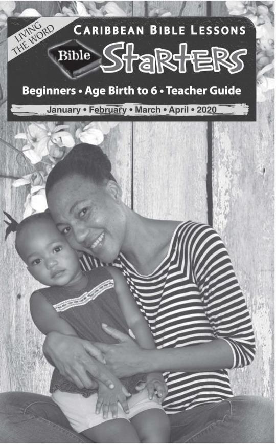 Bible Starters - Teacher Guide April 2020