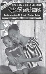 Bible Starters - Teacher Guide April 2020
