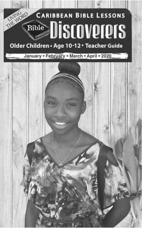 Bible Discoverers - Teacher Guide April 2020