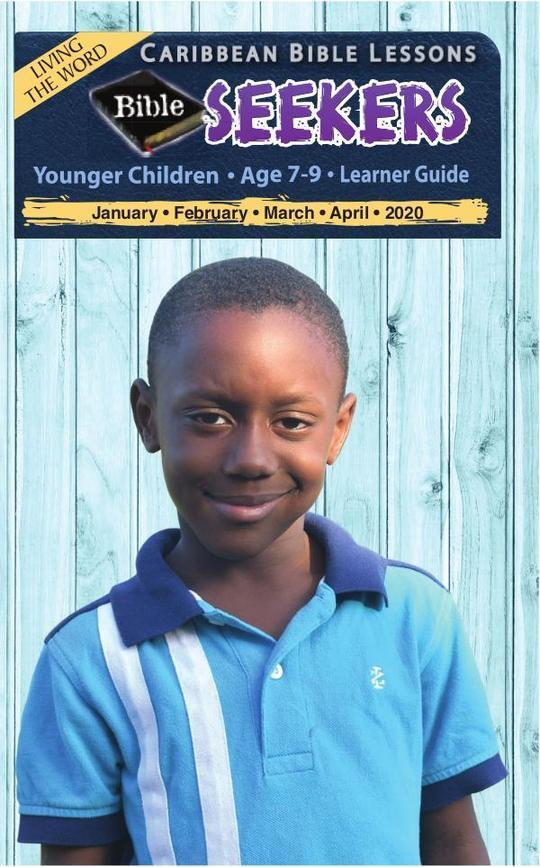 FREE Bible Seekers - Learner Guide April 2020