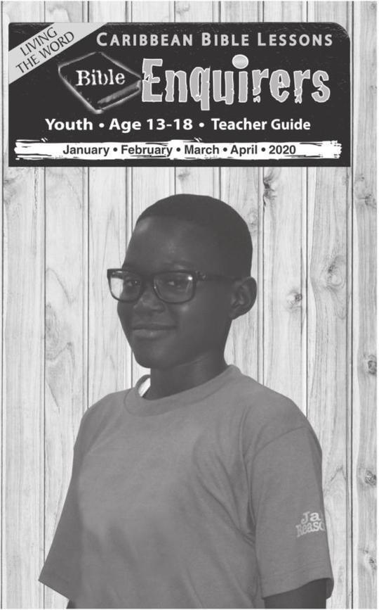 Bible Enquirers - Teacher Guide Summer Issue 2019