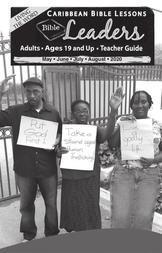 Bible Leaders - Teacher Guide Summer Issue 2020