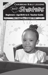 Bible Starters - Teacher Guide Summer Issue 2019