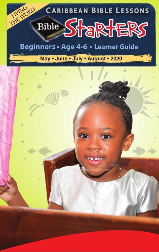 Bible Starters - Learner Guide Summer Issue 2020
