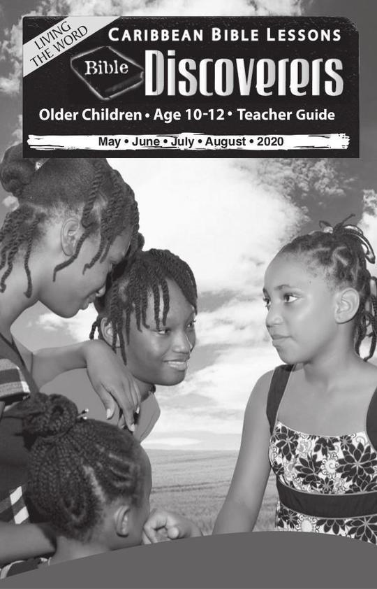 Bible Discoverers - Teacher Guide Summer Issue 2020