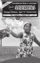 Bible Seekers - Teacher Guide Summer Issue 2020