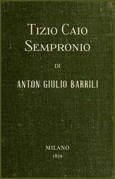 Tizio Caio Sempronio / Storia mezzo romana