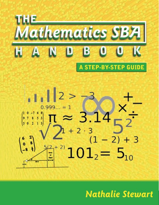 The Mathematics SBA Handbook: A Step-by-Step Guide