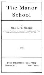 The Manor School
