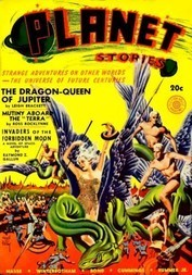 The Dragon-Queen of Jupiter