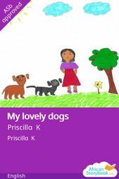 My lovely dogs