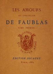 Les amours du chevalier de Faublas, tome 1/5