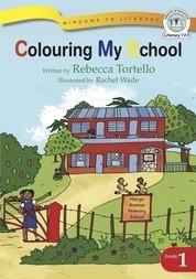 Colouring My School