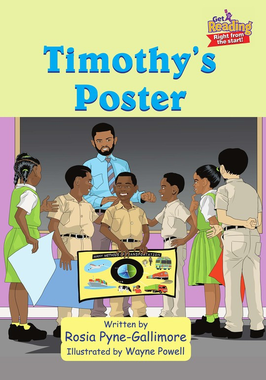 Timothy's Poster