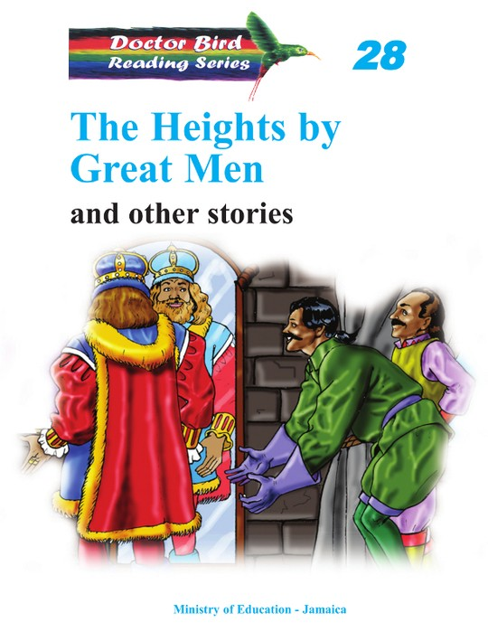 The Heights by Great Men and other stories