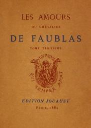 Les amours du chevalier de Faublas, tome 3/5