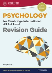 Psychology for Cambridge International AS & A Level Revision Guide