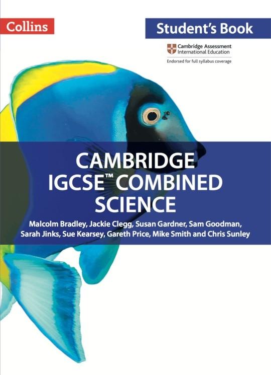 Collins Cambridge IGCSE™  Combined Science Student's