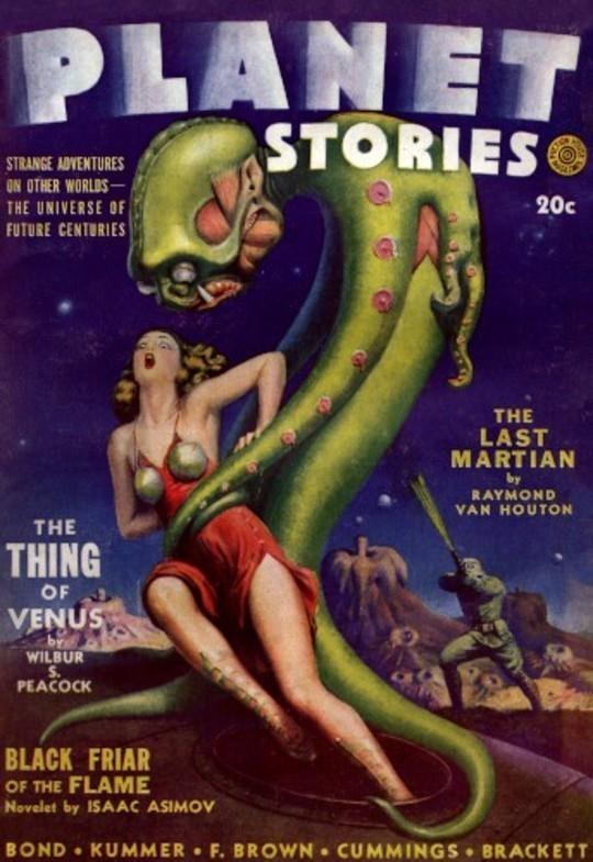 The Ballad of Venus Nell
