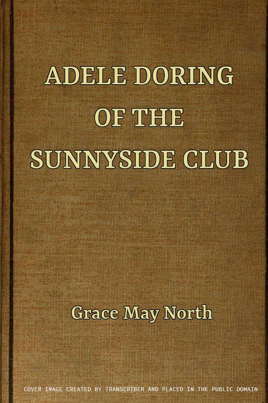 Adele Doring of the Sunnyside Club