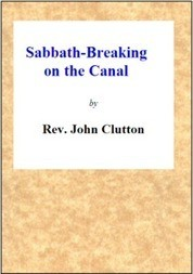 Sabbath-Breaking on the Canal A Poem