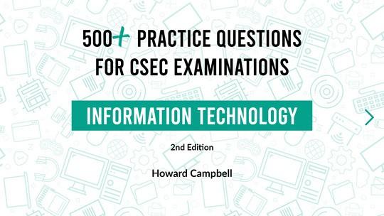 CSEC Information Technology Interactive MCQ
