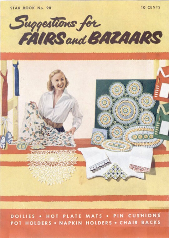 Star Book No. 98: Suggestions for Fairs and Bazaars