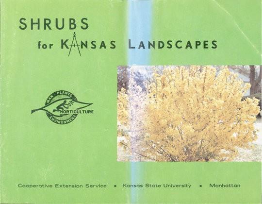 Shrubs for Kansas Landscapes