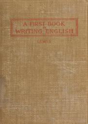 A First Book in Writing English