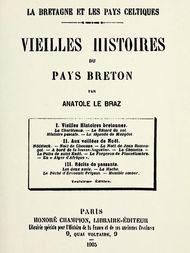 Vieilles Histoires du Pays Breton