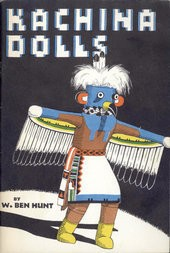 Kachina Dolls / Milwaukee Public Museum Popular Science Handbook Series #7, Sept. 1957