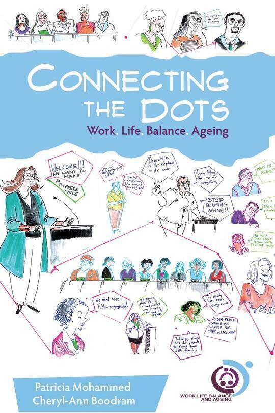 Connecting the DOTS. Work. Life. Balance. Aging.