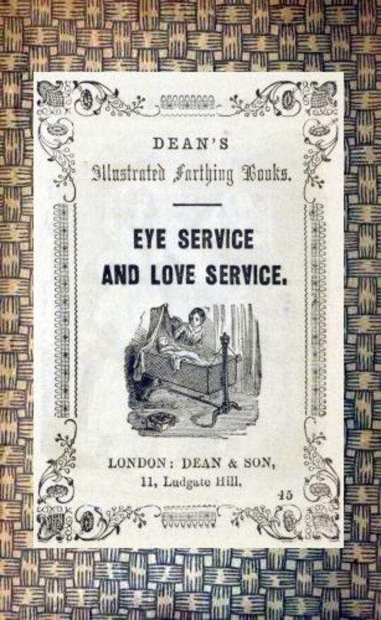 Eye Service and Love Service