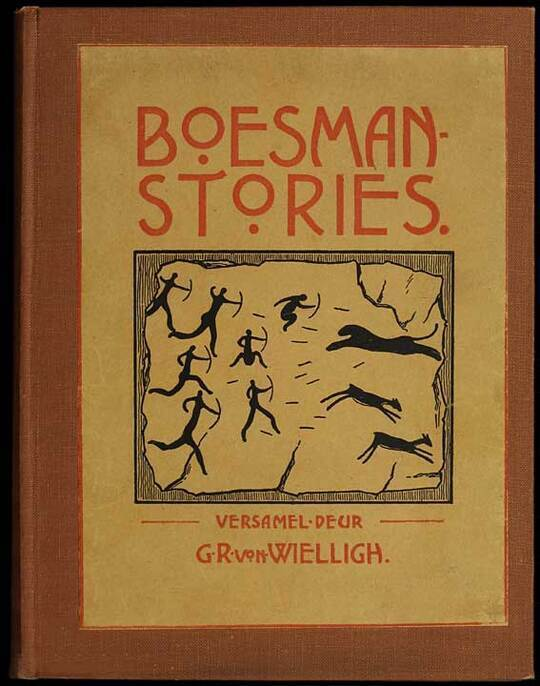 Boesman-Stories, Vol 1 of 4 Deel I. Mitologie en legendes
