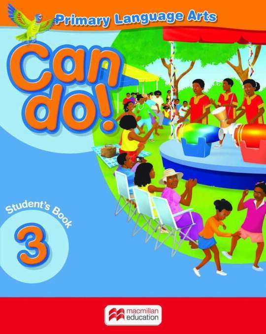 Can do! Primary Language Arts Student's Book 3