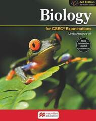 Biology for CSEC® Examinations Student's Book
