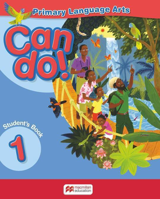 Can do! Primary Language Arts Student's Book 1