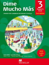 Dime 2nd Edition Student's Book 3 Dime Mucho Más