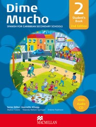 Dime 2nd Edition Student's Book 2 Dime Mucho