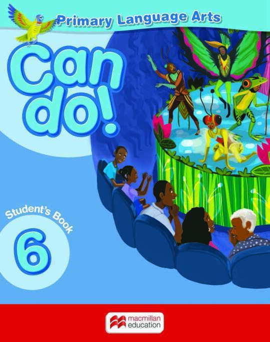 Can do! Primary Language Arts Student's Book 6