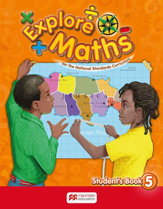 Explore Maths for Jamaica Student's Book 5