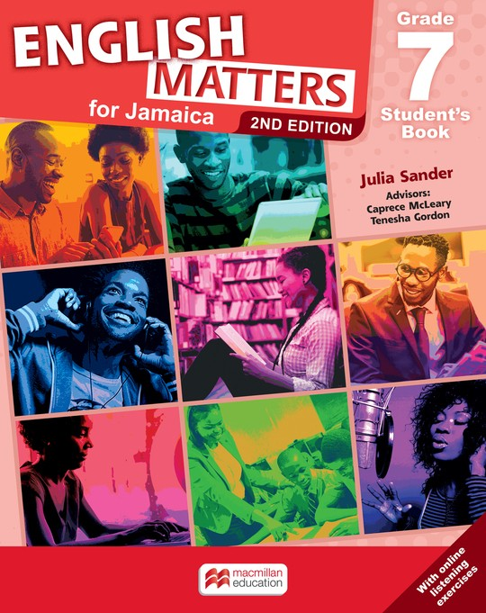 English Matters for Jamaica 2nd Edition Student's Book 7