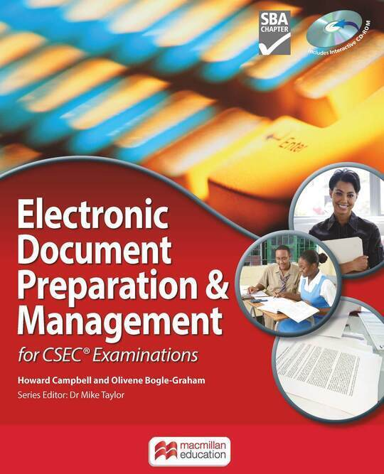 Electronic Document Preparation & Management for CSEC® Examinations