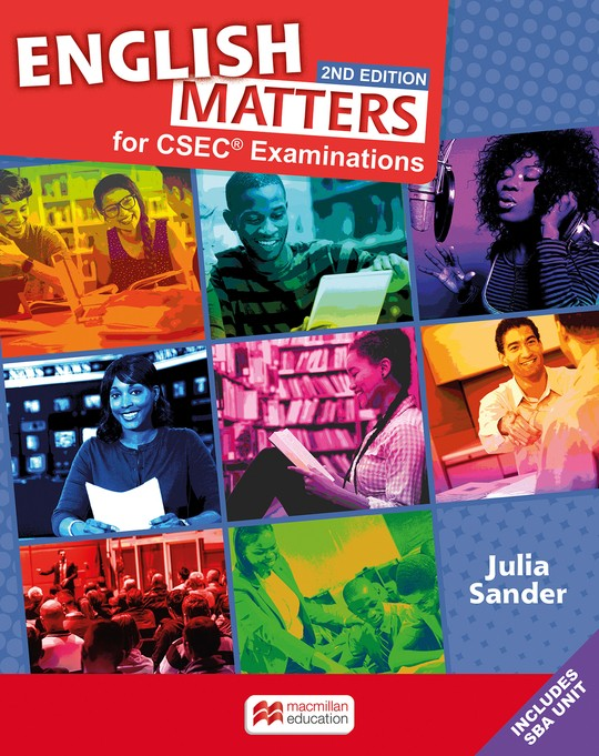 English Matters for CSEC Examinations 2nd Edition
