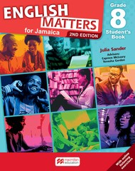 English Matters for Jamaica 2nd Edition Student's Book 8