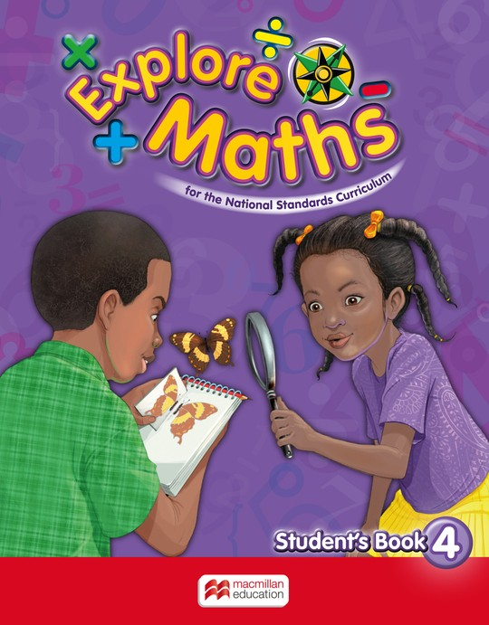Explore Maths for Jamaica Student's Book 4