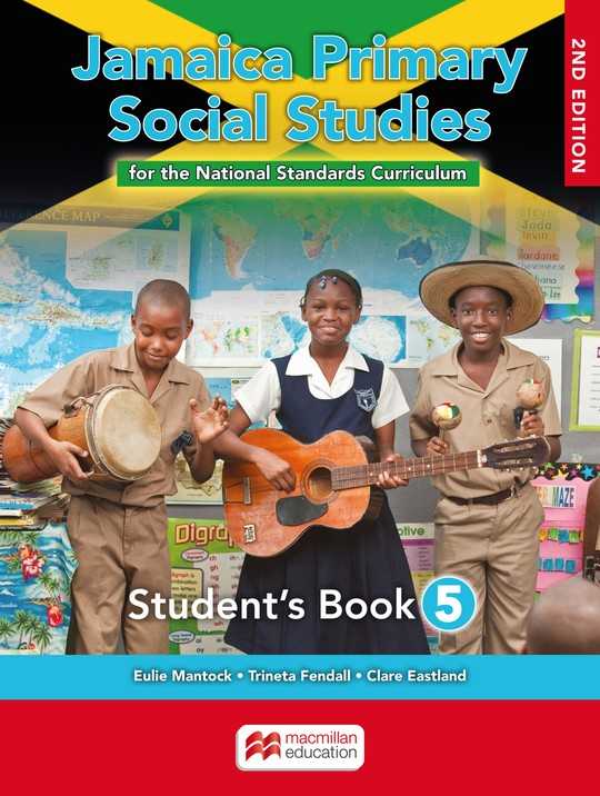 Jamaica Primary Social Studies 2nd Edition Student's Book 5